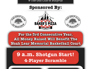 13th Annual Baker's Pizza Golf Scramble!