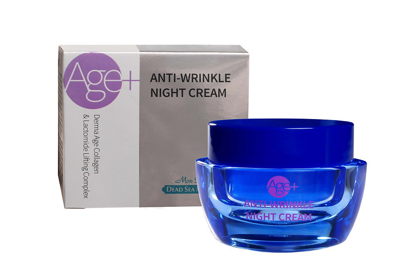 Derma age collagen lifting complex anti wrinkle night cream