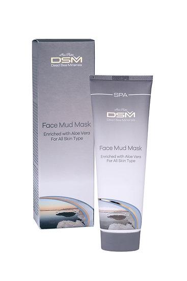 Face mud mask
