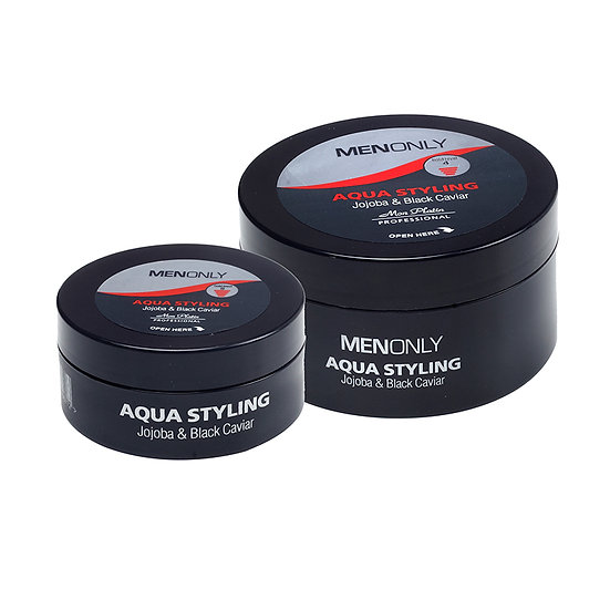 Aqua styling Jojoba & black caviar hair wax 85 ml