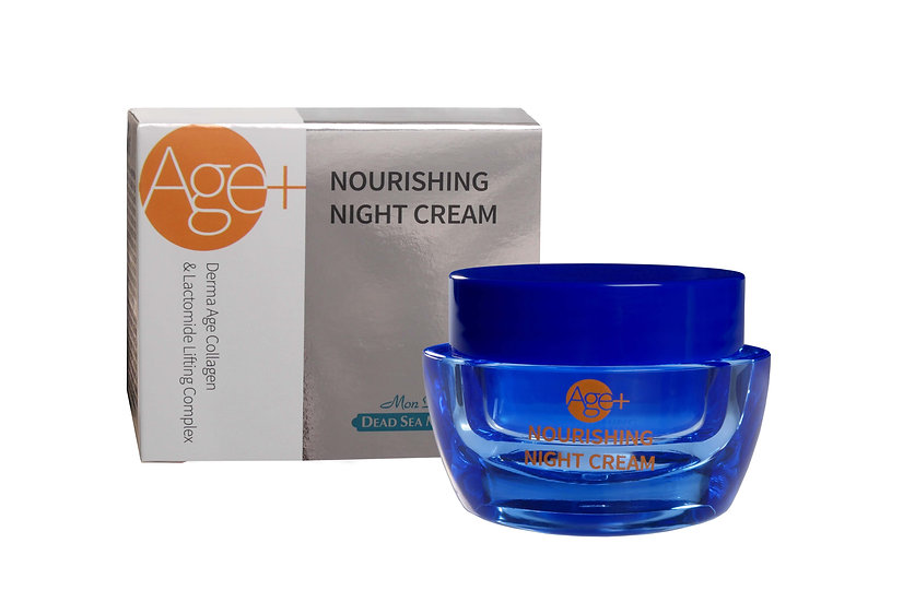 Derma age collagen lifting complex nourishing night cream