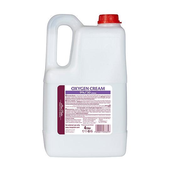 Oxygen cream 9%