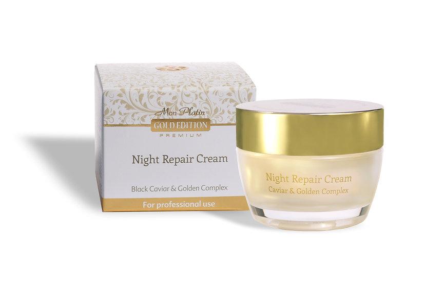 Gold edition night repair cream