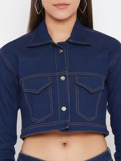 Crop Jacket