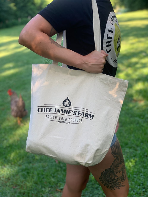 Farmers Market Tote Bag