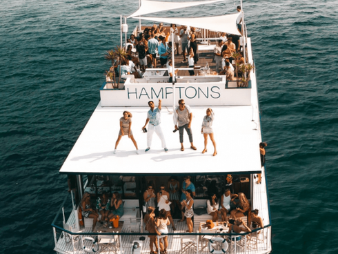 EVENT CHARTERS