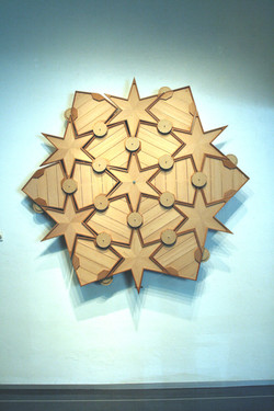 Hexagram Mosaic Transformation