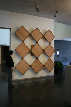 Nine Squares Mosaic Transformation