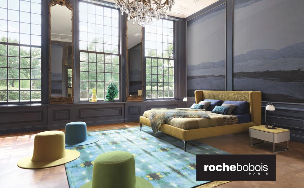 Collaboration avec Roche-Bobois Paris