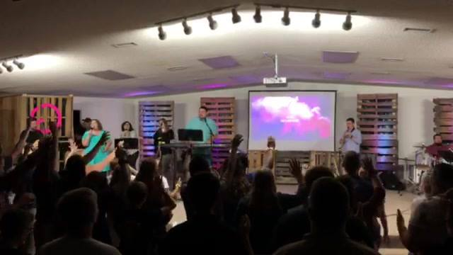 Just a small taste of an amazing and incredible night in the presence of the Lord! The Glory of God fell in the Temple and what a manifestation of the Holy Spirit that we experienced. With the numbers of lives changed tonight and the outpouring of th