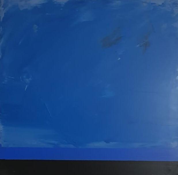 Black with Blue sky 01