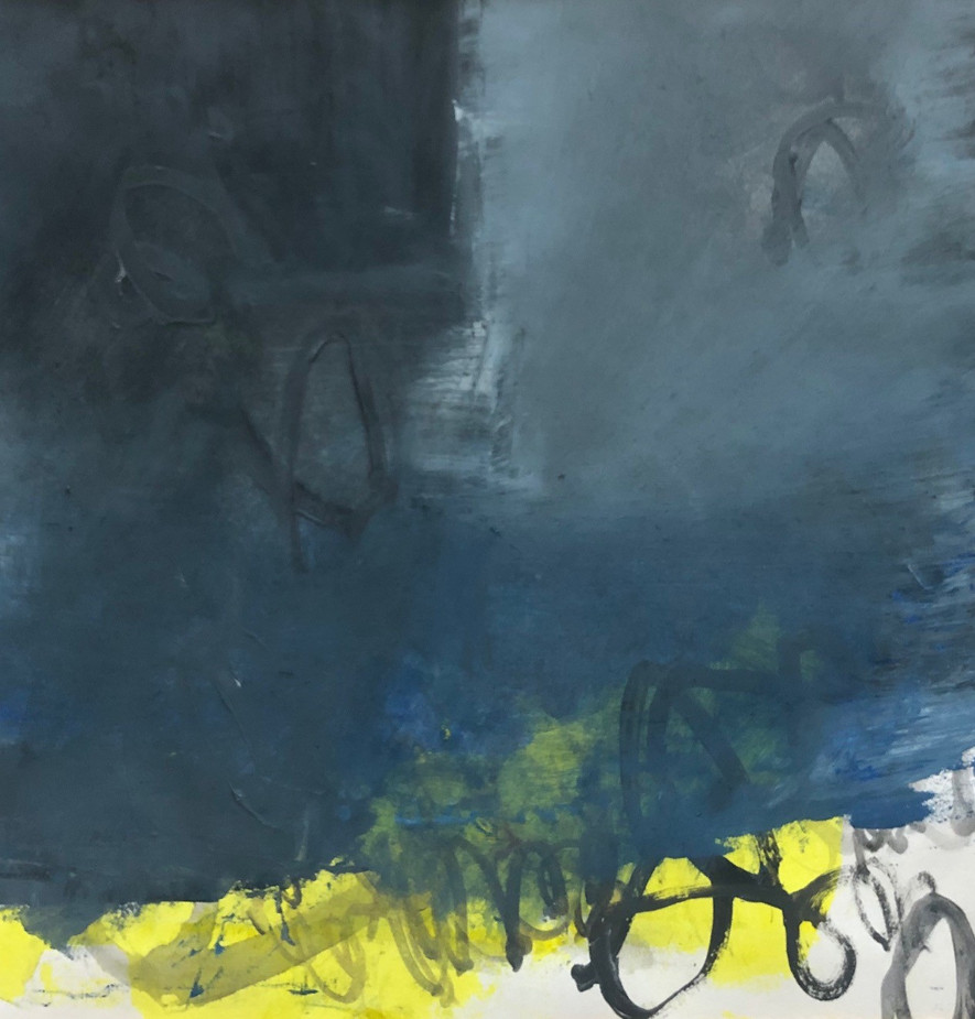 Grey Yellow Saunton Sands