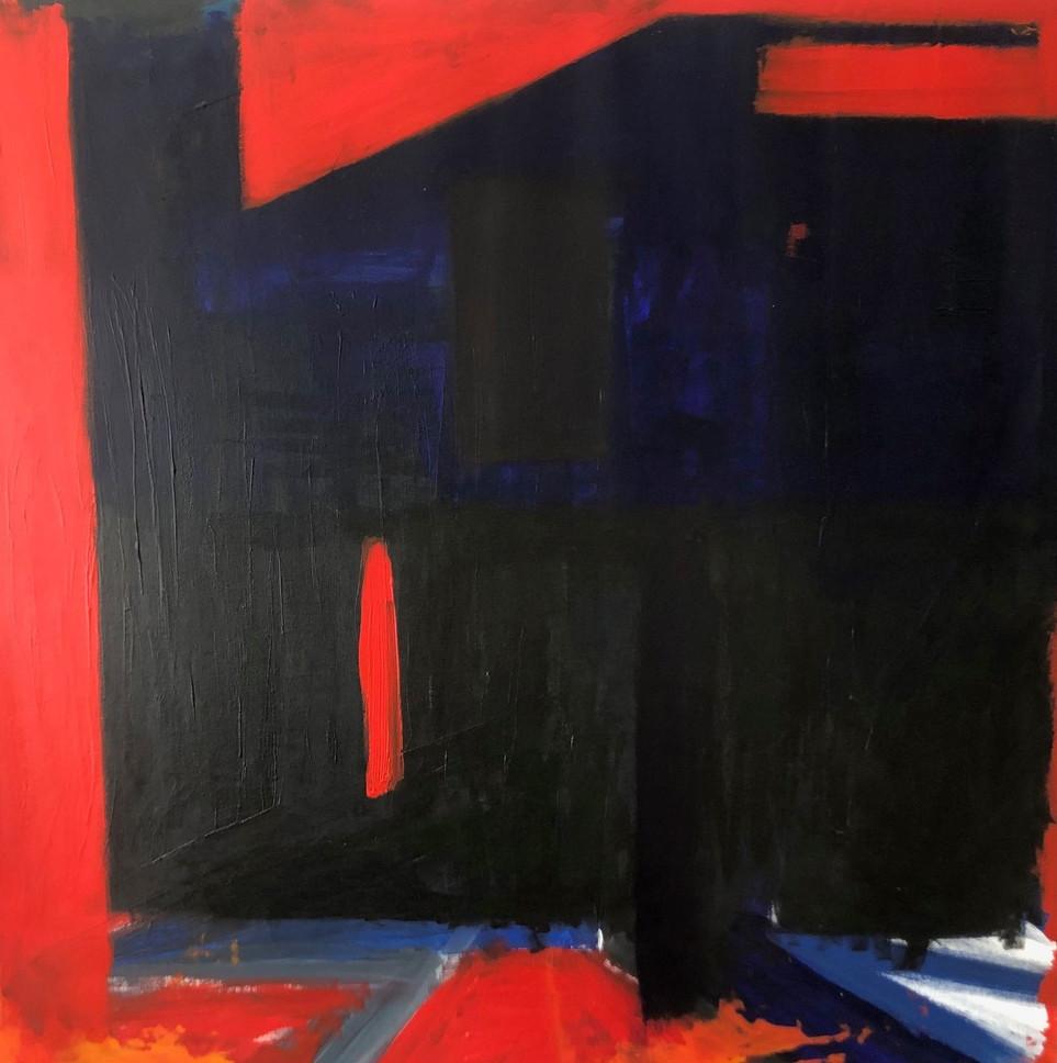 Red Black Blue London for Bob