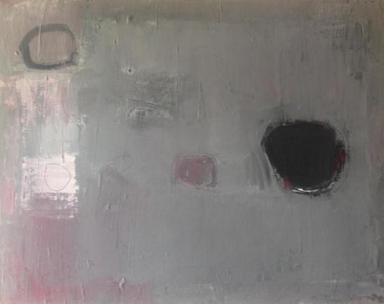 Grey Pink Black rockpool