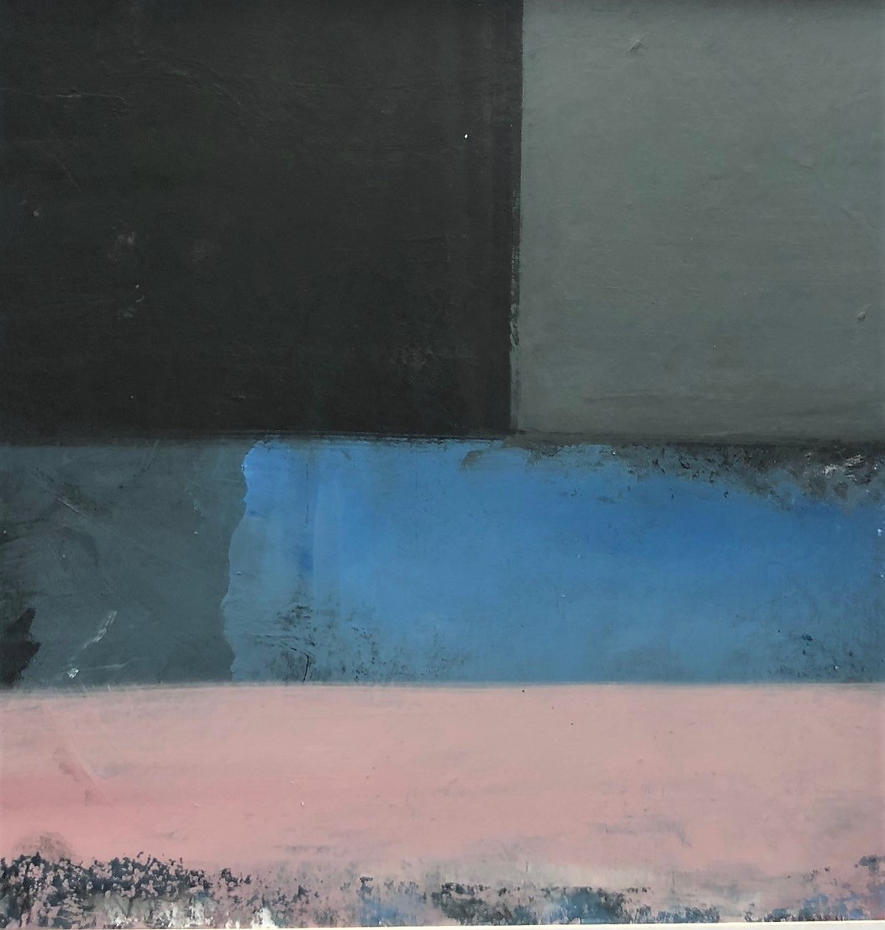 pink grey black