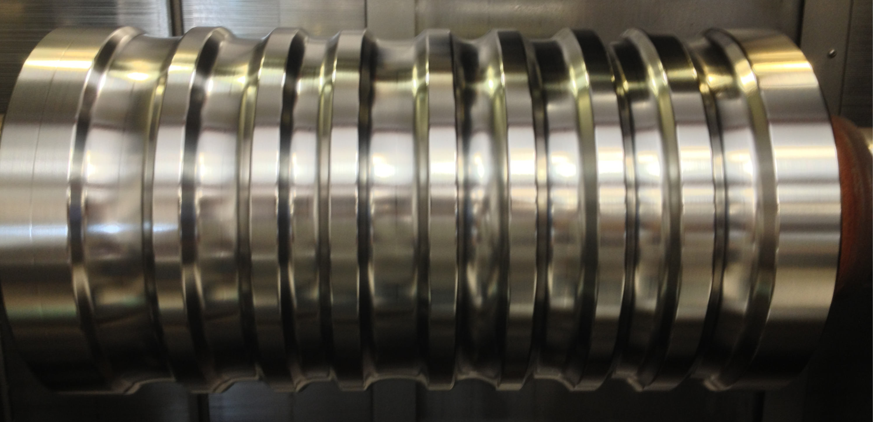 FORMING ROLL REPROFILING