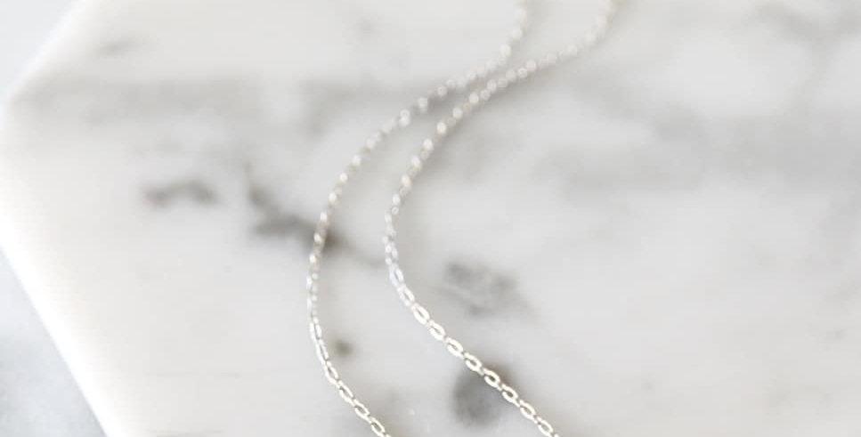 Esmeralda Infinity Necklace