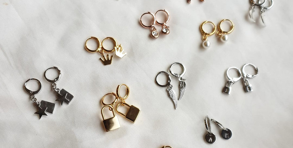 Huggie Earring Collection