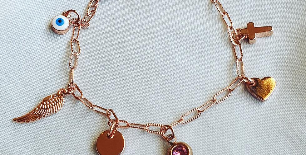 Aurelia Charm Bracelet