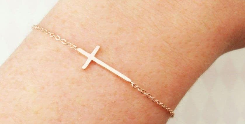 Francesco Cross Bracelet