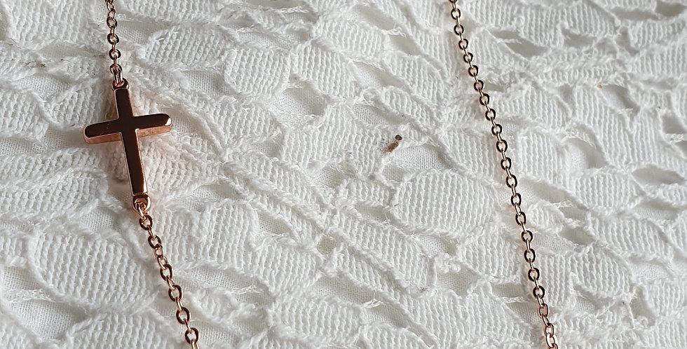 Francesco Cross Necklace