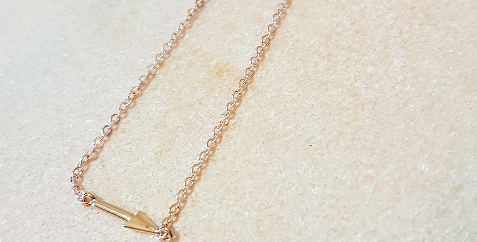 Sebastian Arrow Necklace