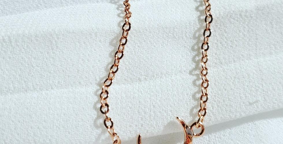 Luella Moon Necklace