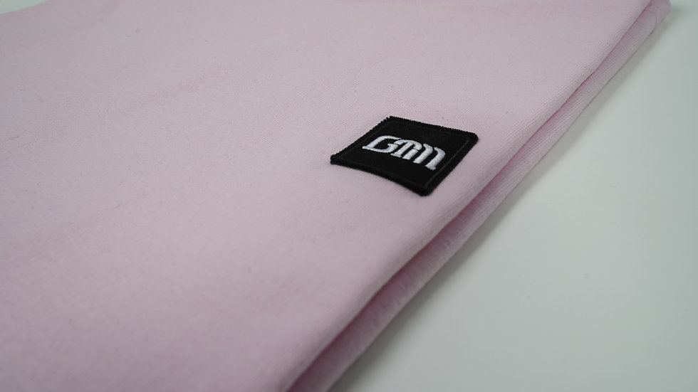 Pink GTM Patch Tee