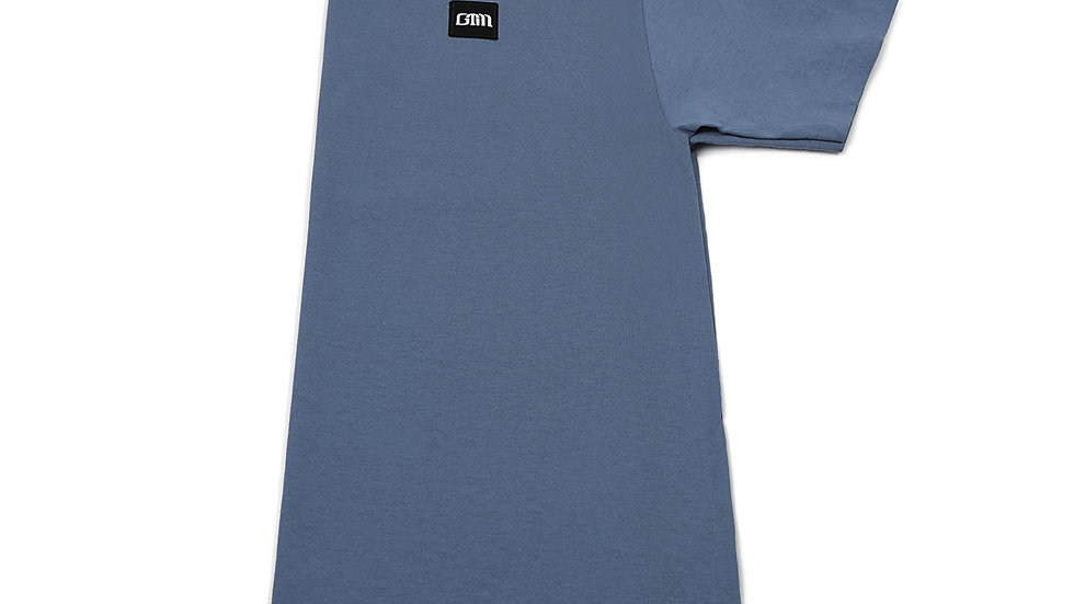 Blue GTM Patch Tee
