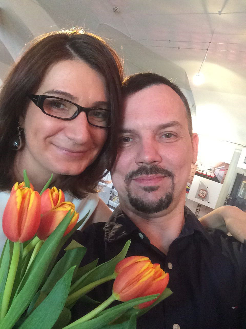 Мария-Антония и Иван Куликов
