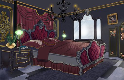 ambrose's bedroom