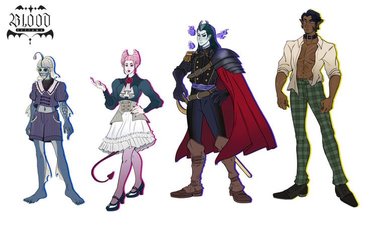 vampiric guests