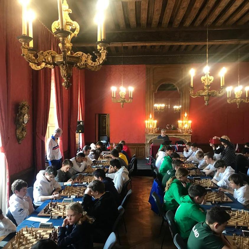 3rd ChessMates International FTPA Youth Chess Teams Tournament, Paris 2019