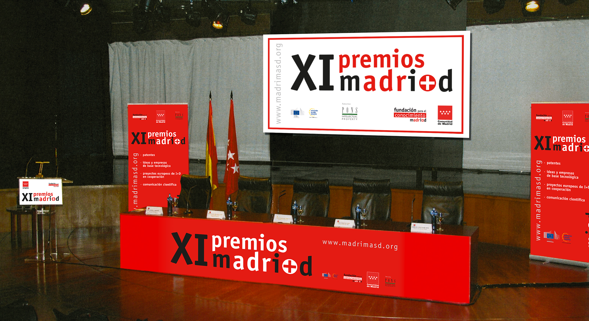 Premios Madri+d