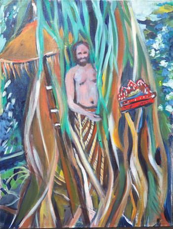 portrait of Hamish
