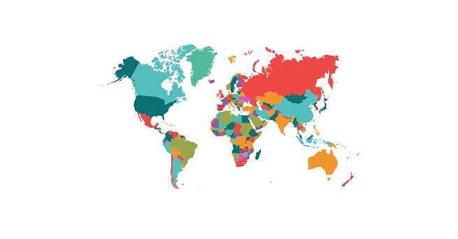 Political-Map-of-the-World-Vector-Pack-F