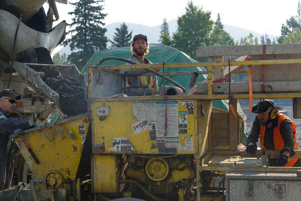 20170803 Newl Line Banff shotcrete LIAMG