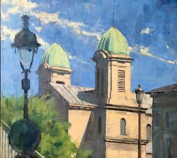 A parisian church