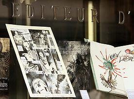 Librairie Aguste Blaizot | Bandes Dessinées