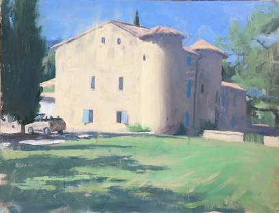 Un château français