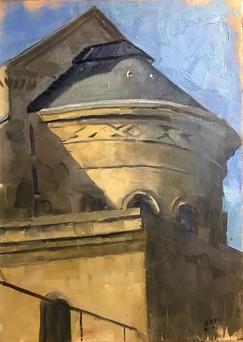 A church in paris