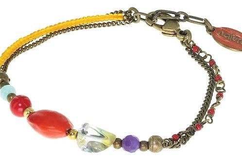 Petit bracelet mix Rhapsody