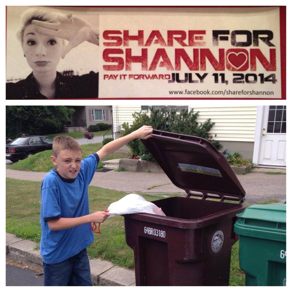 Share For Shannon