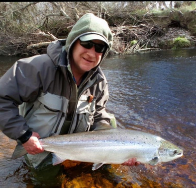 Brian Stewart 18lb March