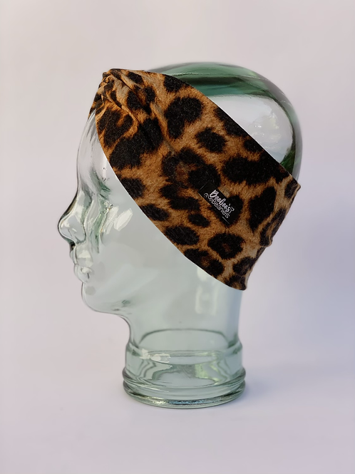 Jazzy Jaguar Headband