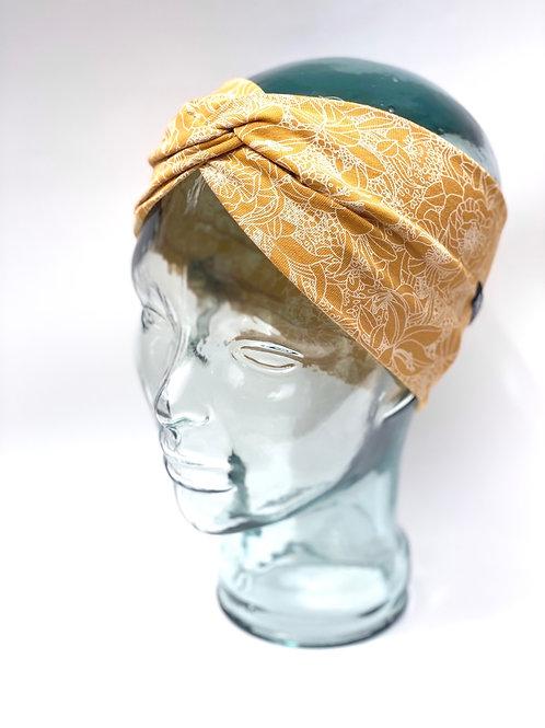Royal Yellow Headband