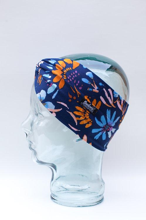 Splash Flowers Headband