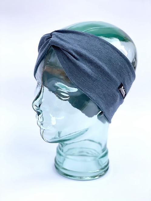 Steel Blue Headband