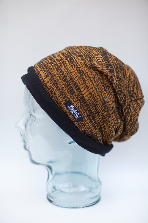 Aspen Slouchy Beanie- lined