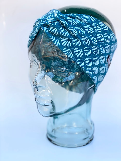 Cerulean Beachside Headband